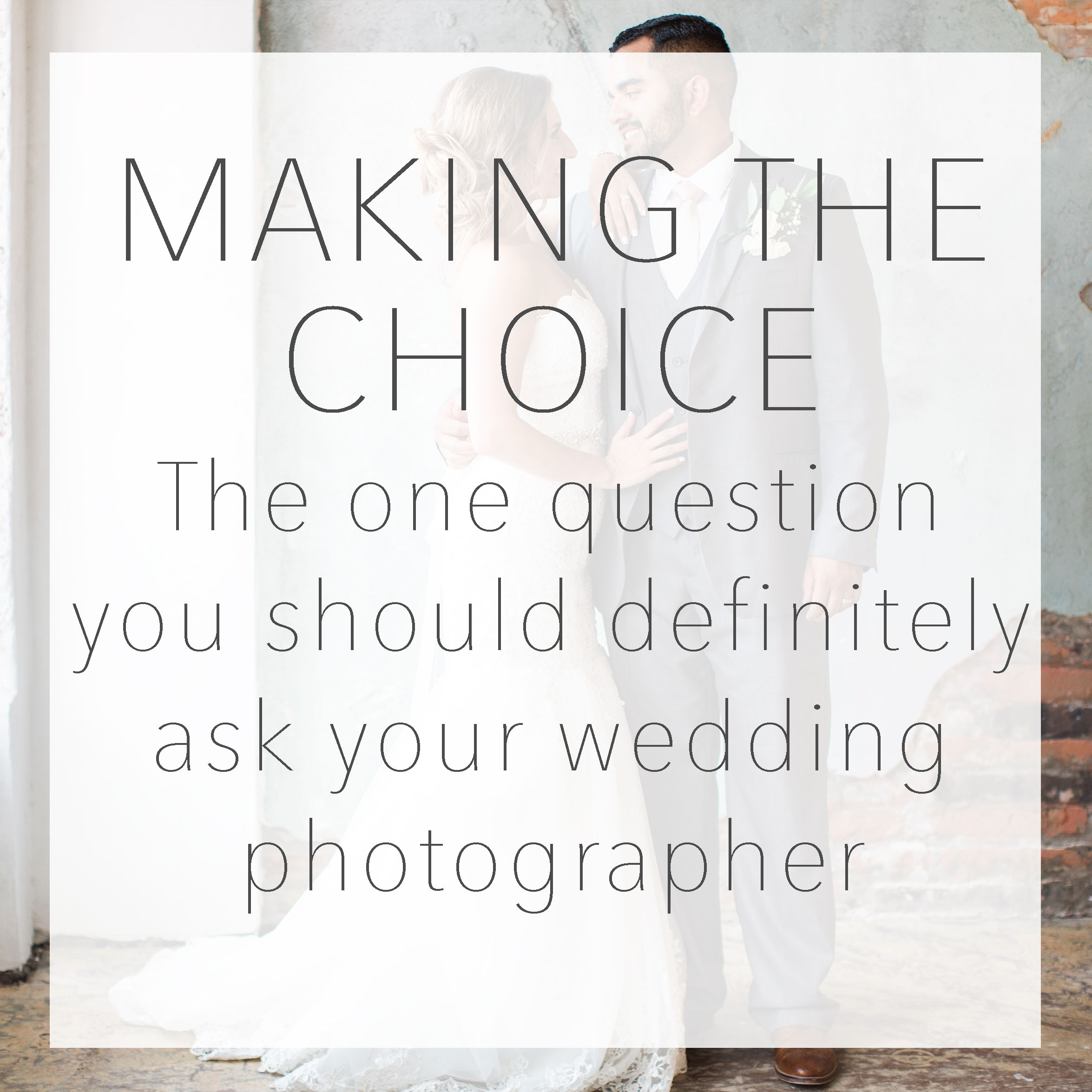 Choosing a wedding photographer the one question you should choosing a wedding photographer the one question you should definitely ask nashville wedding photographer lindsay campbell junglespirit Images